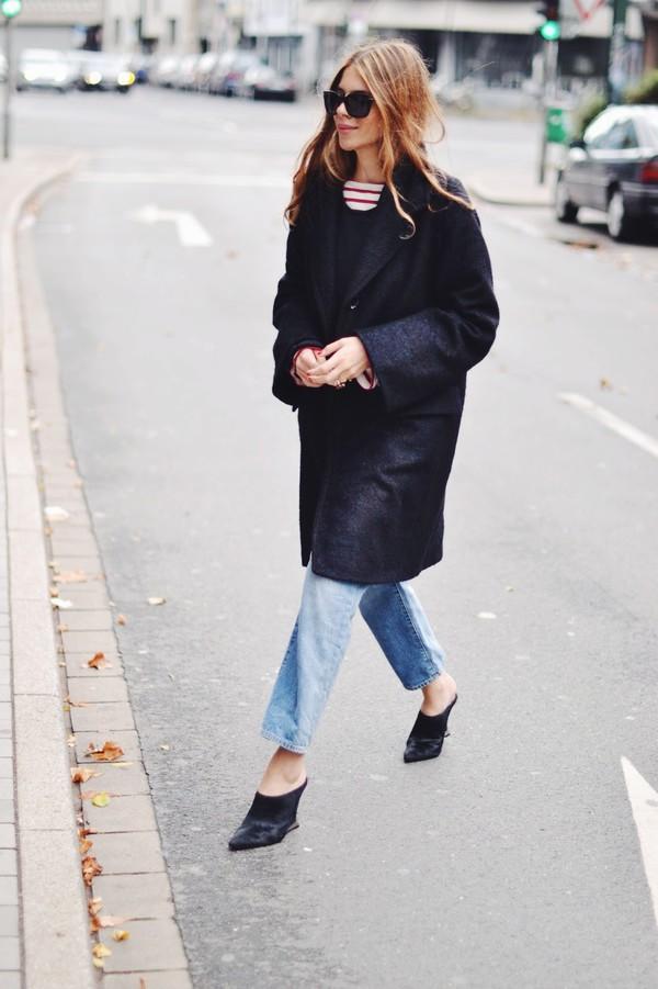 maja wyh blogger jeans