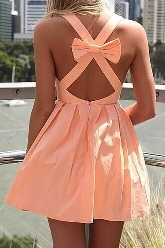 dress bow bowknot criss cross top bottoms skirt clothes outfit cute dress sexy dress summer dress beautiful fashion girly sammy dress bandage dress