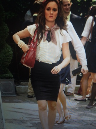 blouse celebrity gossip girl