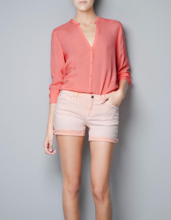 Блузки Zara