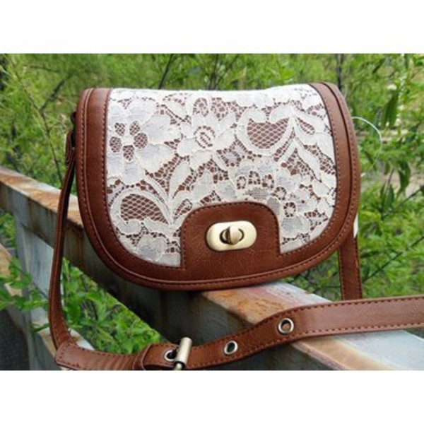 bag lace shoulder