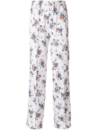 women floral print pants