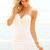 SABO SKIRT  Aquila Dress - White - Off White - 58.0000