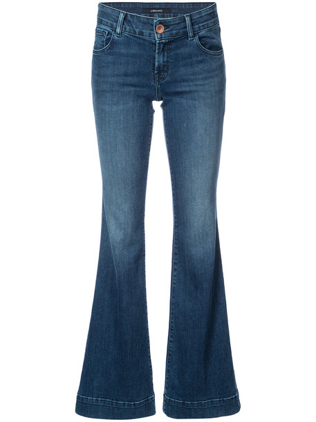 J BRAND jeans women cotton blue