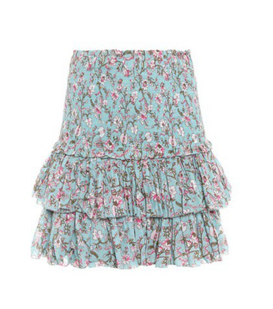 Isabel Marant, Étoile skirt cotton blue