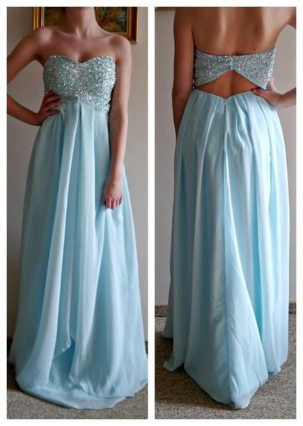 dress mint cute dress cut-out dress glitter dress glitter prom dress long prom dress