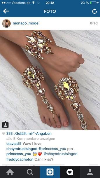 jewels gold cute girl