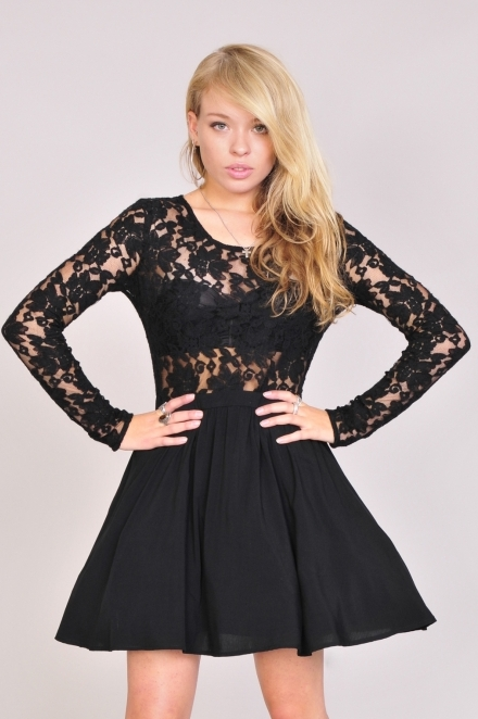 Young love skater dress