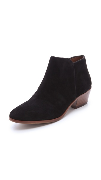 Sam Edelman Petty Suede Booties | SHOPBOP