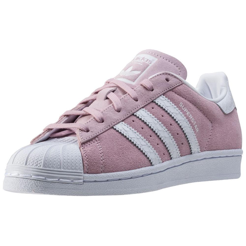 adidas superstar w pink
