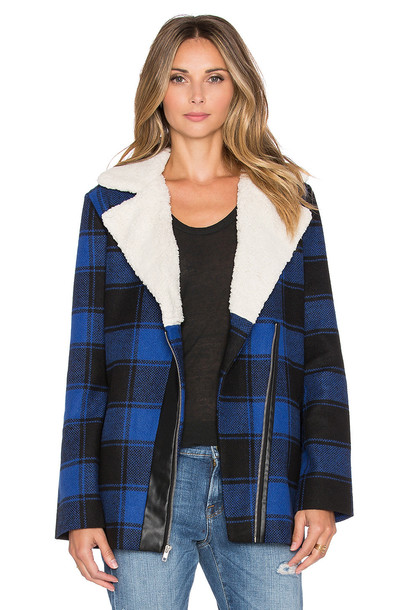 BB Dakota jacket blue