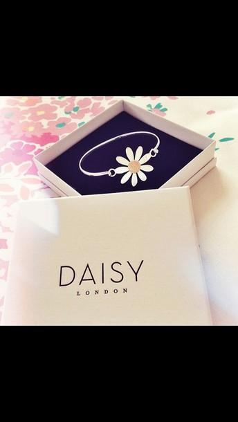 jewels summer daisy bracelets