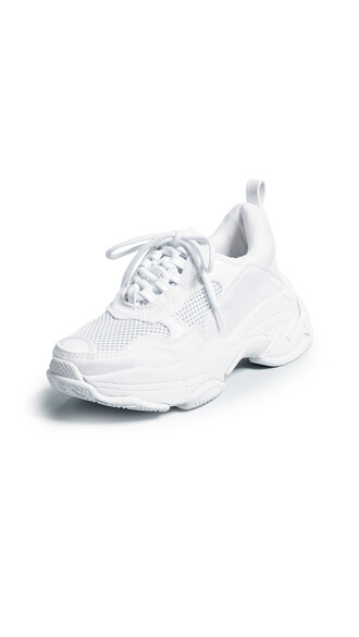 sneakers mesh white shoes