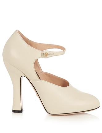 shoes heels gucci