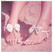 shoes,sandals,cute,bow
