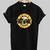 Gun n roses logo gun flower T-Shirt