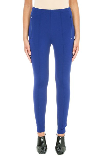 Balenciaga leggings pants blue