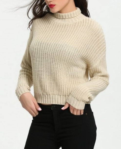 sweater girly jumper knitwear knit knitted sweater