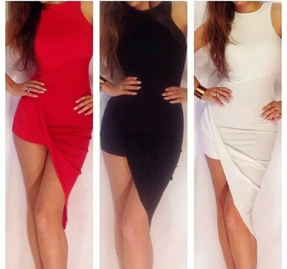 wrap wrap dress dress bodycon dress racerfront racer racer dress draped party dress