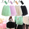 Stylish sweet women tutu princess skirt