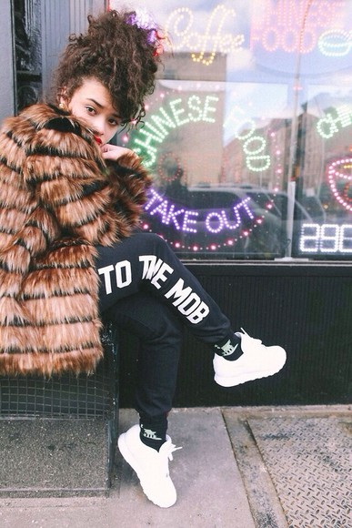 fur coat faux fur coat faux fur jacket shoes