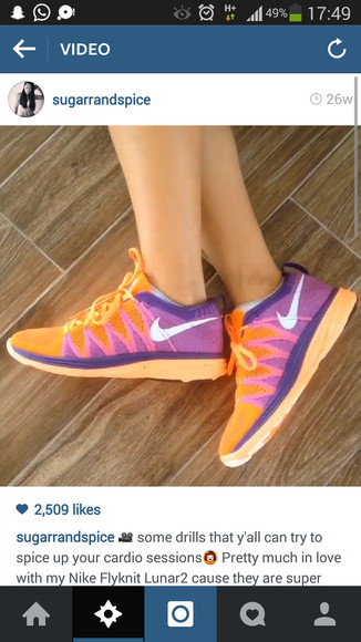 orange shoes nike running shoes fitness colorful nikes nike shoes workout shoes womens nike shoes roshe runs womens running shoes purple shoes