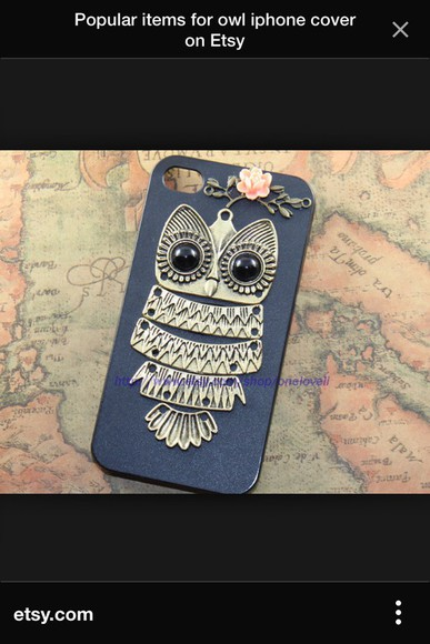 roses phone case owl denim phone case iphone 4 case
