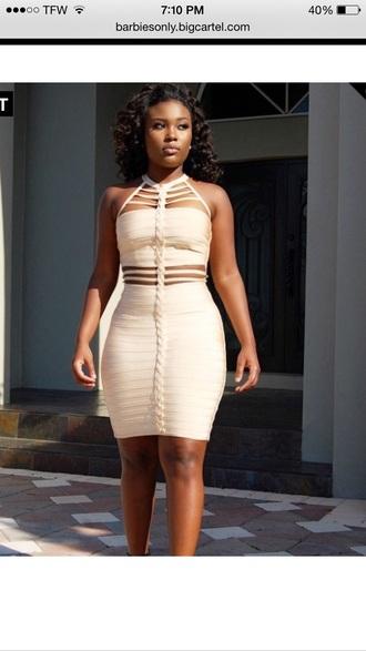 dress clubwear cute dress cut-out dress