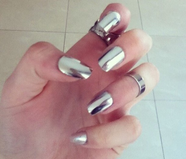 nail polish argent