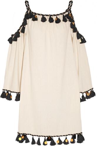 dress mini dress mini embellished silk