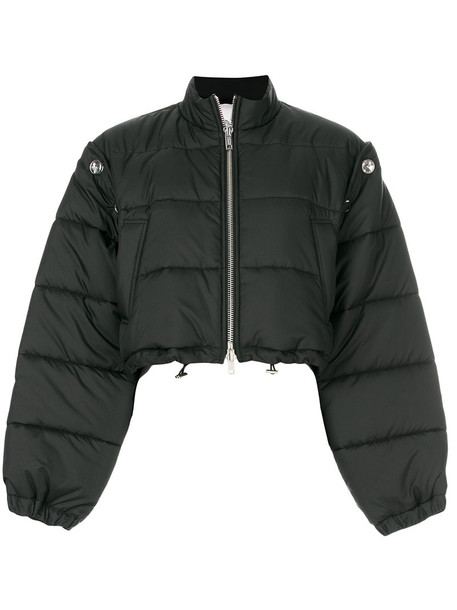 3.1 Phillip Lim jacket puffer jacket cropped women black