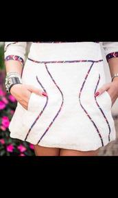 dress,white dress,plaid,design,jewels,blouse,coat,jacket,nail polish,shirt,skirt,shorts,sweater,t-shirt,bag