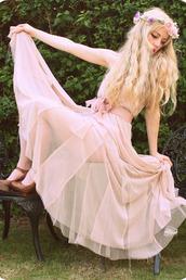 dress,maxi dress,hippie,bohemian,boho,boho dress