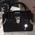 Amazon.com: Michael Kors Hamilton E/W Saffiano Satchel Handbag Black: Shoes