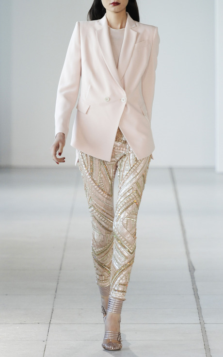 Embellished Leggings by Antonio Berardi - Moda Operandi