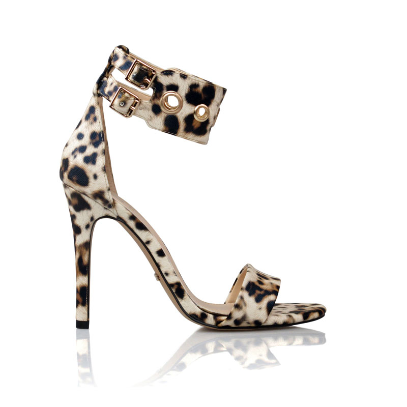 Christie brown leopard