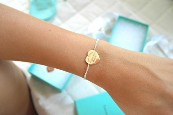jewels tiffany bracelets