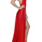 Olivia evening gown - red – just enaj