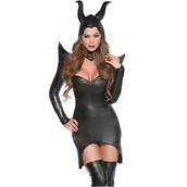 dress,costume,halloween costume,scary costume,black costume,black dress