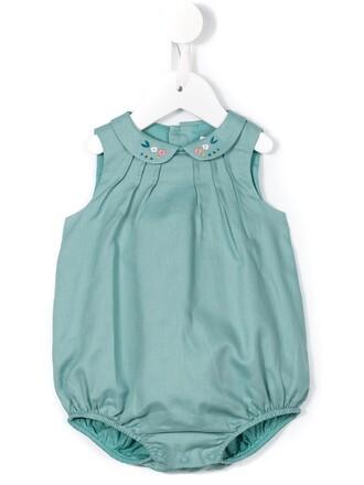 body girl blue underwear