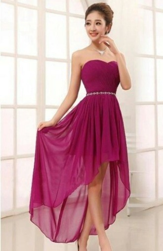 dress burgundy belt cute fashion style