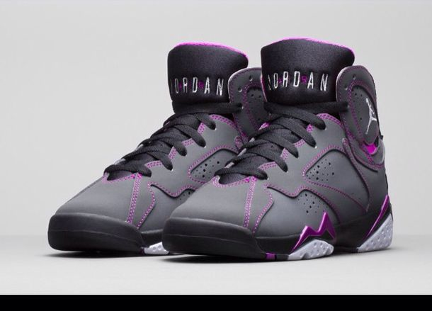 size 40 57a30 0d592 shoes valentinesday grey purple cute girl pretty swag dope sneakers white  jumpman air jordan