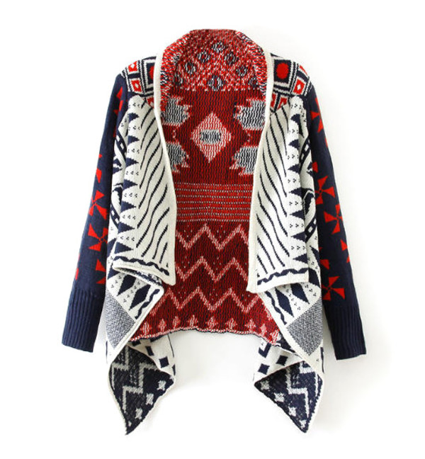 cardigan hipster streetstyle stylemoi swag tribal cardigan