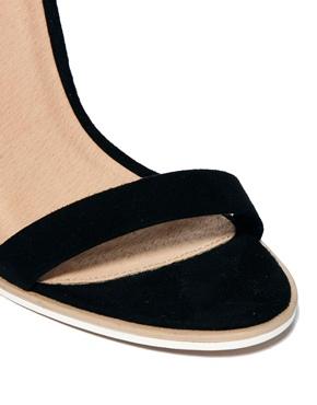 ASOS | ASOS HOLBORN Heeled Sandals at ASOS