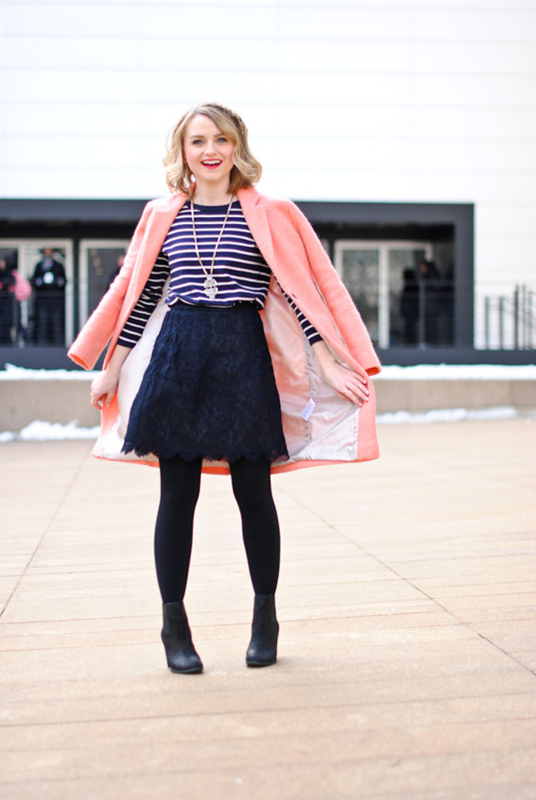 poor little it girl sweater skirt coat shoes jewels
