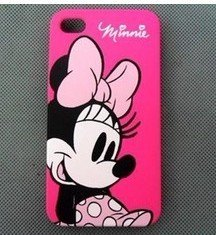 Amazon.com: iPhone 5 Classic Minnie Mouse Style Hard Case/Cover/Protector: Cell Phones & Accessories
