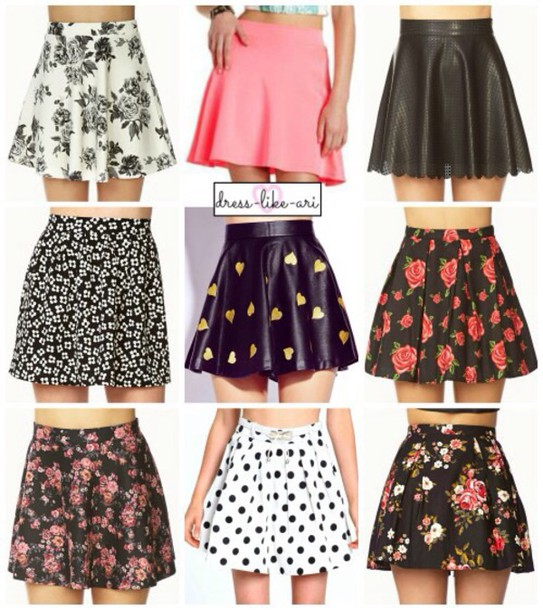 skirt skirt cute
