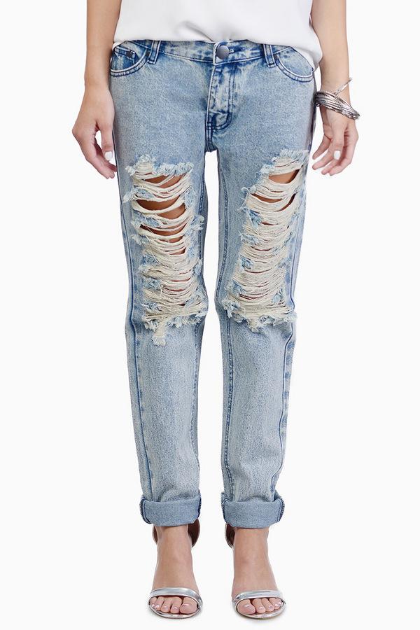 La Cienega Low Rise Jeans $76
