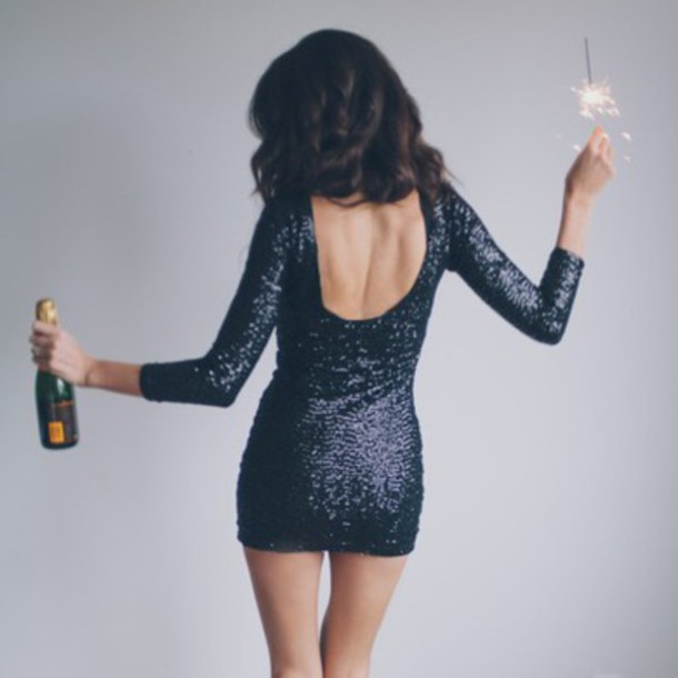 dress new year's eve sparkle sparkly dress sparkle