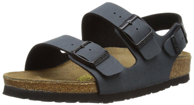 Birkenstock Milano 634513, Unisex - Erwachsene Sandalen/Outdoor-Sandalen aus Birko-Flor: Amazon.de: Schuhe & Handtaschen